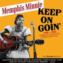 Memphis Minnie: Keep On Goin', CD