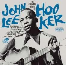 John Lee Hooker: The Country Blues Of John Lee Hooker, CD