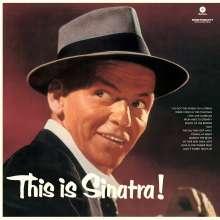 Frank Sinatra (1915-1998): This Is Sinatra! (remastered) (180g) (Limited-Edition) +2 Bonus Tracks, LP
