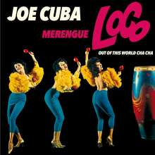 Merengue Loco Out Of This World Cha Cha, CD