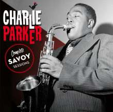 Charlie Parker (1920-1955): Complete Savoy Sessions, 4 CDs