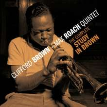 Clifford Brown & Max Roach: The Complete Study In Brown +1, 2 CDs