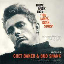 """Chet Baker & Bud Shank: Theme Music From """"The James Dean Story"""" (remastered) (Limited Edition) (180g), LP"""