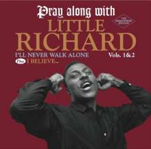 Little Richard: Pray Along With Little Richard Vol.1 & 2, CD