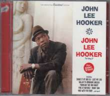 John Lee Hooker: The Galaxy LP +8 Bonus Tracks, CD