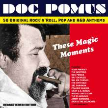 Doc Pomus: These Magic Moments, 2 CDs
