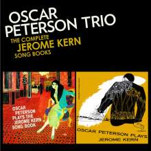 Oscar Peterson (1925-2007): The Complete Jerome Kern Song Books + 2, CD