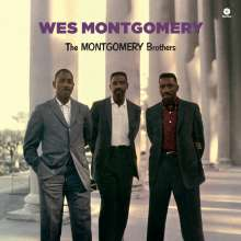 Wes Montgomery (1925-1968): The Montgomery Brothers + 1 Bonus Track (remastered) (180g) (Limited Edition), LP