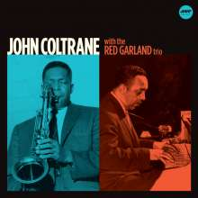 John Coltrane (1926-1967): John Coltrane With The Red Garland Trio (remastered) (180g) (Limited-Edition), LP