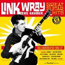 Link Wray: Great Guitar Hits +12 Bonus Tracks, CD