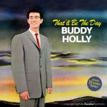 Buddy Holly: That'll Be The Day + 10, CD