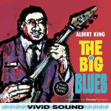 Albert King: The Big Blues: The Definitive Remastered Edition, CD