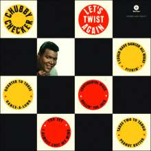 Chubby Checker: Let's Twist Again (180g) (Limited-Edition) +2 Bonus Tracks, LP