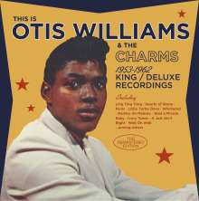 Otis Williams & The Charms: 1956 - 1962 King / Deluxe Recordings, CD