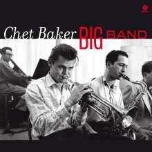 Chet Baker (1929-1988): Big Band (remastered) (180g) (Limited-Edition) (+1 Bonustrack), LP