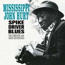 Mississippi John Hurt: Spike Driver Blues: The Complete 1928 Okeh Recordings, CD
