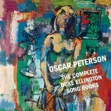 Oscar Peterson (1925-2007): The Complete Duke Ellington Song Books, 2 CDs