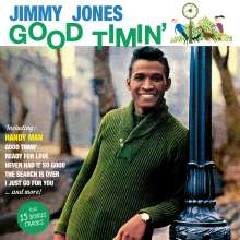 Jimmy Jones (Rock'n'Roll): Good Timin' + 15 Bonus Tracks, CD