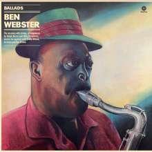 Ben Webster (1909-1973): Ballads (remastered) (180g) (Limited Edition), 2 LPs