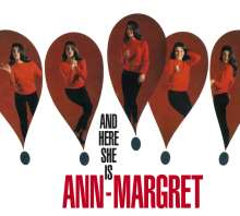 Ann-Margret: And Here She Is / The Vivacious One, CD