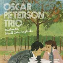 Oscar Peterson (1925-2007): The Complete Harold Arlen Song Books, CD