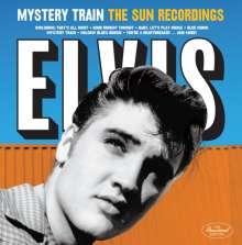 Elvis Presley (1935-1977): Mystery Train: The Sun Recordings, CD