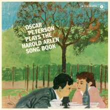 Oscar Peterson (1925-2007): Plays The Harold Arlen Song Book (remastered) (180g) (Limited-Edition), LP