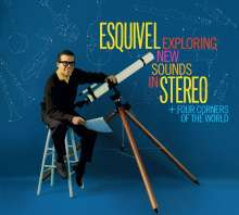 Esquivel: Exploring New Sounds In Stereo + Four Corners Of The World (Limited Edition), CD