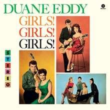 Duane Eddy: Girls! Girls! Girls! (180g) (Limited Edition), LP
