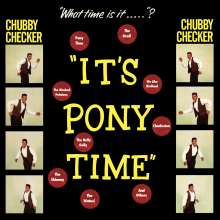 Chubby Checker: It's Pony Time (180g) (Limited-Edition) (+2 Bonustracks), LP