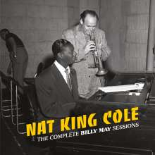 Nat King Cole (1919-1965): The Complete Billy May Sessions + 5 Bonus Tracks, 2 CDs