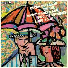 Oscar Peterson (1925-2007): Plays The Harry Warren & Vincent Youmans Songbook (remastered) (180g) (Limited-Edition), LP