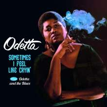 Odetta: Sometimes I Feel Like Cryin' / Odetta And The Blues, CD