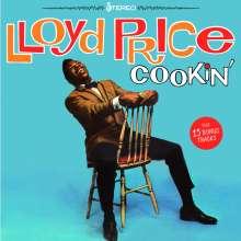 Lloyd Price: Cookin' + 15 Bonus Tracks, CD