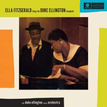 Ella Fitzgerald & Duke Ellington: Ella Fitzgerald Sings The Duke Ellington Songbook (remastered) (180g) (Limited-Edition) +Bonus Track, 2 LPs
