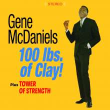 Eugene McDaniels: 100 Lbs. Of Clay! / Tower Of Strength (+6 Bonus Tracks), CD