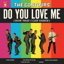 The Contours: Do You Love Me (Now That I Can Dance) (180g) (Limited Edition), LP