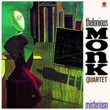 Thelonious Monk (1917-1982): Misterioso (remastered) (180g) (Limited Edition) (+1 Bonustrack), LP
