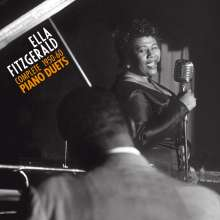 Ella Fitzgerald (1917-1996): The Complete 1950 - 1960 Piano Duets + 4 Bonus Tracks, 2 CDs