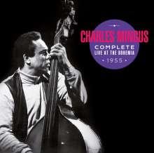 Charles Mingus (1922-1979): Complete Live At The Bohemia 1955 +5 Bonus Tracks, 2 CDs