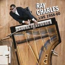 Ray Charles: Live 1958 - 1960 +7 Bonus Tracks, 2 CDs