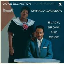 Duke Ellington (1899-1974): Black, Brown And Beige (remastered) (180g) (Limited-Edition) (+3 Bonustracks), LP