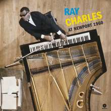 Ray Charles: At Newport 1960 (180g) (Limited-Edition), LP