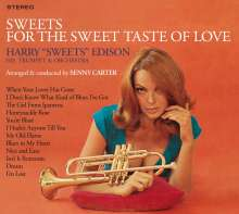 Harry 'Sweets' Edison (1915-1999): Sweets For The Sweet Tase Of Love / When Lights Are Low, CD