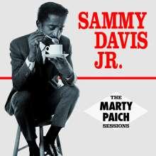 Sammy Davis Jr.: The Marty Paich Sessions, 2 CDs