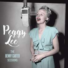 Peggy Lee (1920-2002): The Benny Carter Sessions +14 Bonus Tracks, 2 CDs