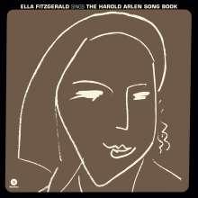 Ella Fitzgerald (1917-1996): Ella Fitzgerald Sings The Harold Arlen Song Book (remastered) (180g) (Limited-Edition), 2 LPs