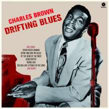 Charles Brown (Blues): Drifting Blues (180g) (Limited-Edition) +2 Bonustracks, LP