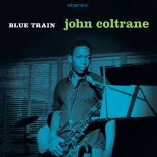 John Coltrane (1926-1967): Blue Train (180g) (Limited-Edition) (Colored Vinyl), LP