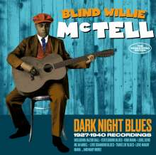 Blind Willie McTell: Dark Knight Blues: 1927 - 1940 Recordings, 2 CDs